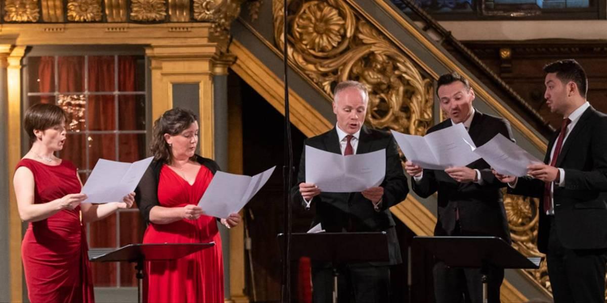 Stockholm Early Music Festival Musikalisk tidsmaskin sjuder avfullblodsbarock