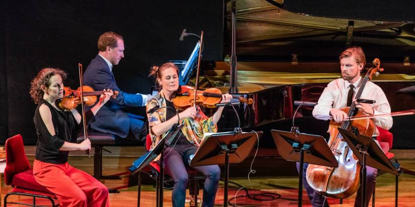 Kvinnors musik i jubileum som saknar enlinje